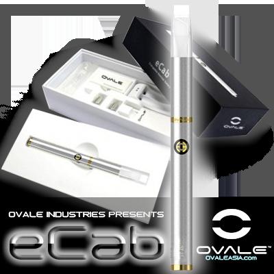 OVALE eCab™ Kit (Silver)