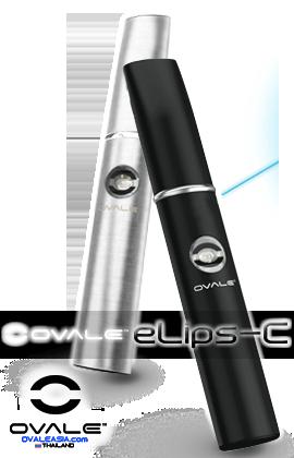 OVALE elips-C Oบุหรี่ไฟฟ้า OVALE บุหรี่ไฟฟ้า elips-C