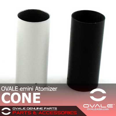OVALE emini Atomizer Cone