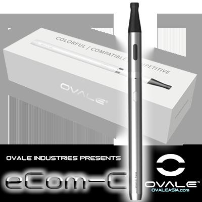 OVALE eCom-C™ Kit (Silver)