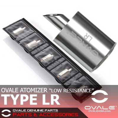 OVALE Atomizer Type LR