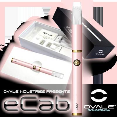 OVALE eCab™ Kit (Pink)