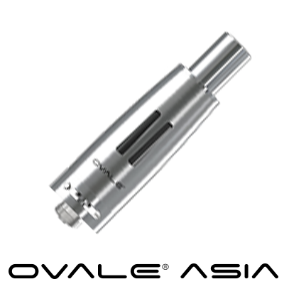 eGo TWO™ Tank SILVER