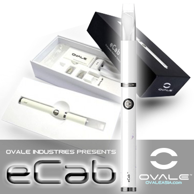OVALE eCab™ Kit (White)