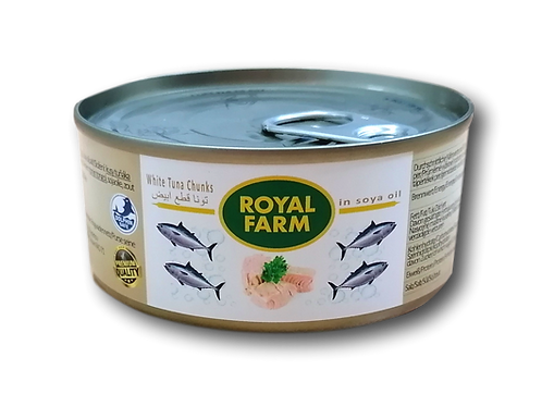 Royal Farm Thunfisch Scharf(160 g)
