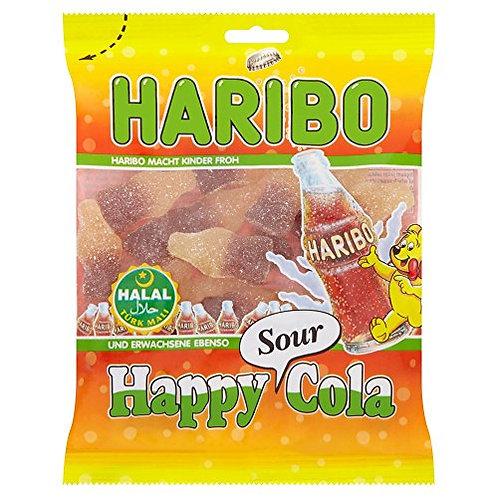 Haribo Happy Cola Sauer Halal 100g