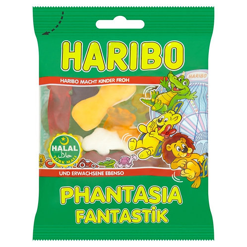 Haribo Phantasia Halal 100g