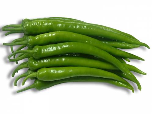 Grüne Pfefferoni - Sivri (400g)