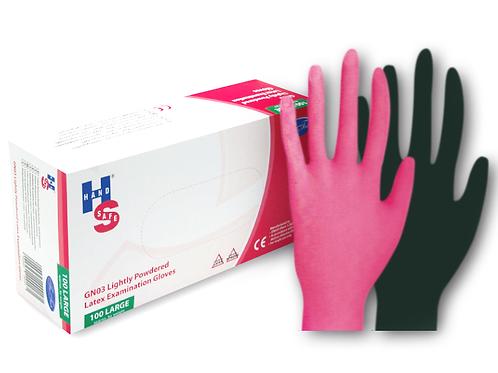 Latex Handschuhe 100 STK