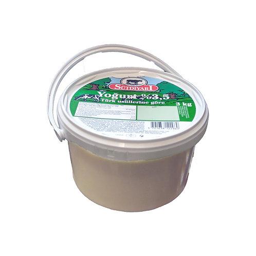 Sütdiyari Joghurt (2500 g)