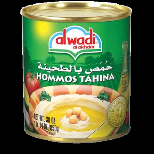 Al Wadi Hummus Tahina Dip (850 g)