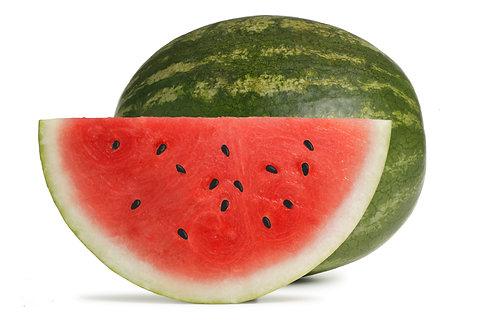 Viertel Wassermelone (3 bis 4 KG)