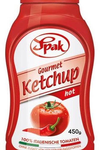 Spak Ketchup Hot (450 g)