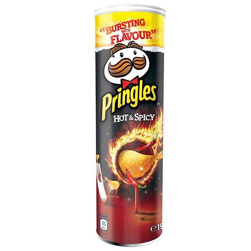 Pringles Hot&Spicy (200g)