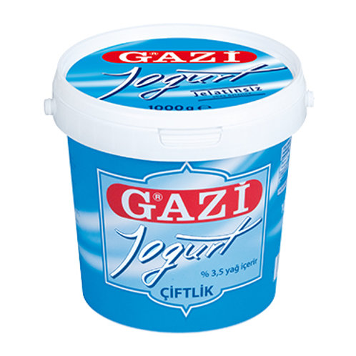 Gazi Joghurt 3.5% Fett (1000 g)