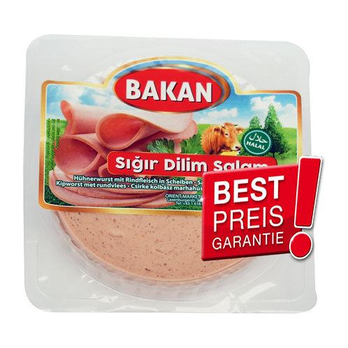 Bakan Rinderwurst (200 g)