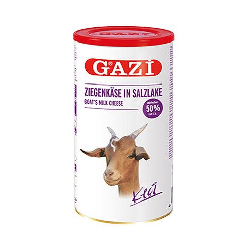 Gazi Ziegenkäse 50% (800 g)