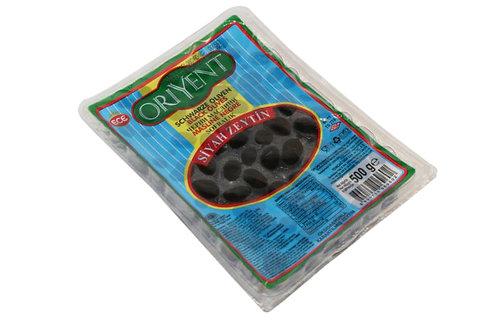 Oriyent schwarze Oliven (500 g)