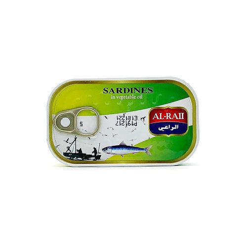Al Raii Sardinen (125 g)