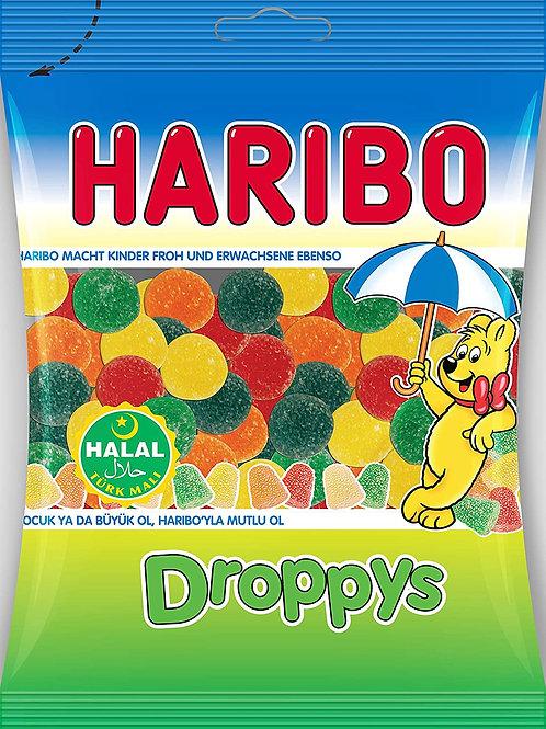 Haribo Droppys Halal 100g
