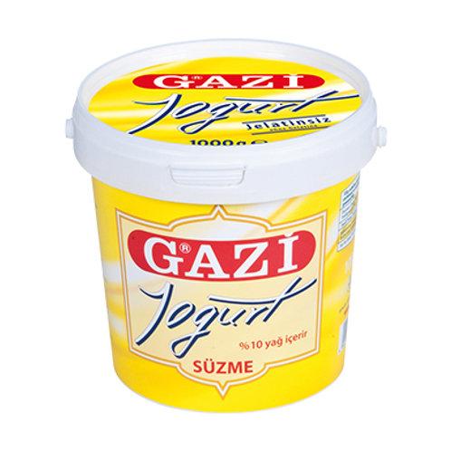 Gazi Joghurt 10% Fett (1000 g)