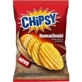 Chipsy Domacinski Kartoffelgeschmack (150g)