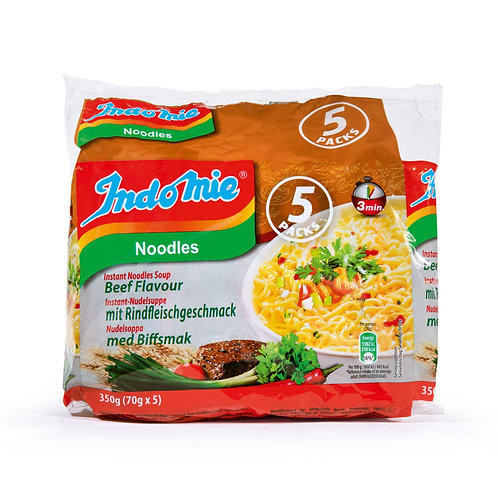 Indomie Rindfleischgeschmack (5x70 g)