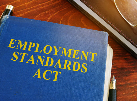 What New B.C. Employment Standards Mean for Your Payroll