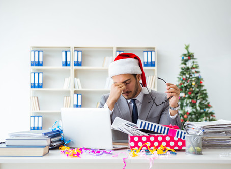 How to Balance Your Fiscal Year-End & the Holidays