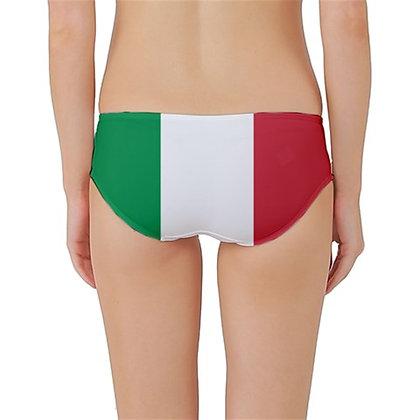 Italy Flag Classic Bikini Bottoms