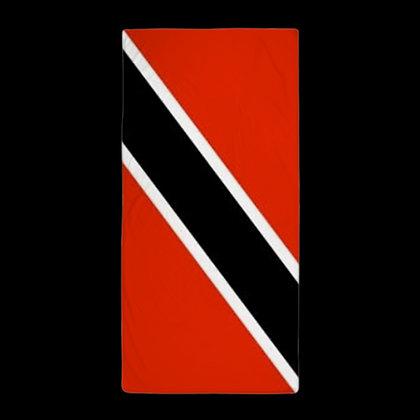 Trinidad Flag Beach Towel