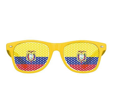 Ecuador Flag Sunglasses