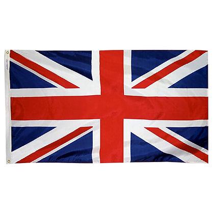 """United Kingdom Flag """"3x5"""""""