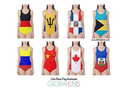 Globalkinis Germany Flag Bermuda Flag Do