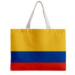 Colombia Flag Tote Bag w/ Zipper.