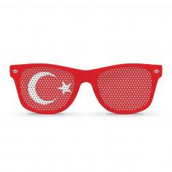 Turkey Flag Sunglasses
