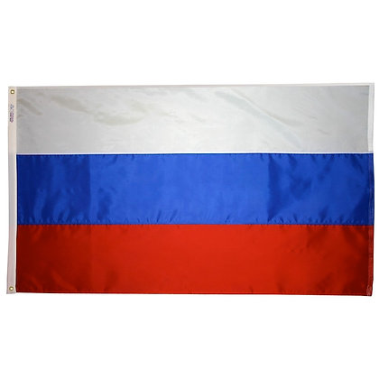 "Russia Flag ""3x5"""