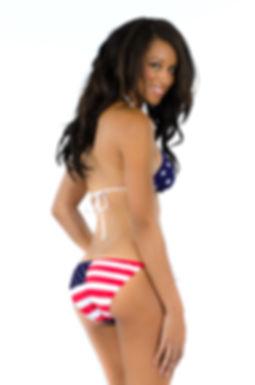 USA Flag Bikini, American Country Flag Bikini, USA Country Flag Bikini