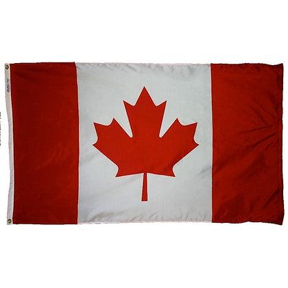 """Canada Flag """"3x5"""""""