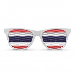 Thailand Flag Sunglasses