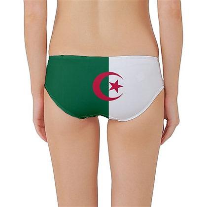 Algeria Flag Classic Bikini Bottoms