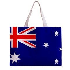 Australia Flag Tote Bag w/ Zipper.