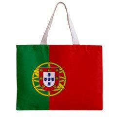 Portugal Flag Tote Bag w/ Zipper.