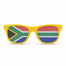 South Africa Flag Sunglasses