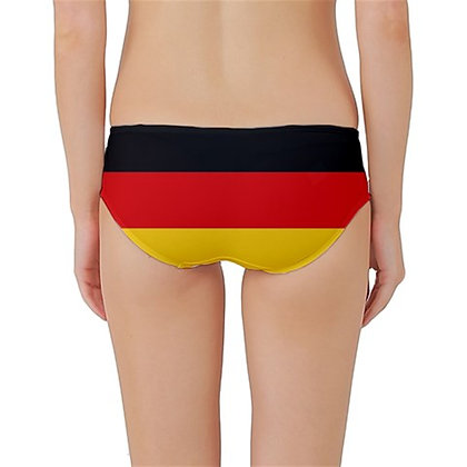 Germany Flag Classic Bikini Bottoms