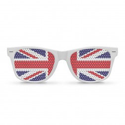United Kingdom Flag Sunglasses