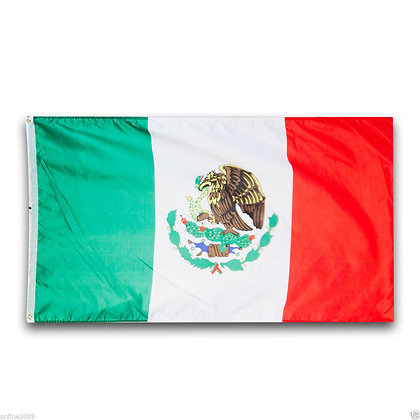 "Mexico Flag ""3x5"""