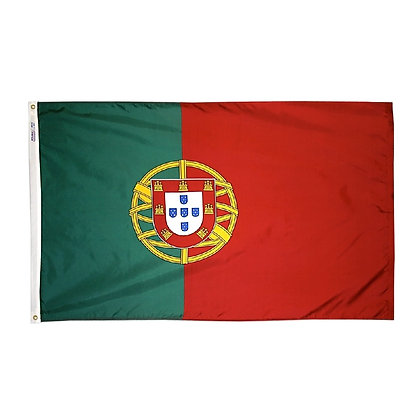 "Portugal Flag ""3x5"""