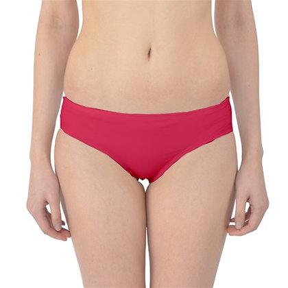 Poland Flag Hipster Cheeky Bikini Bottoms