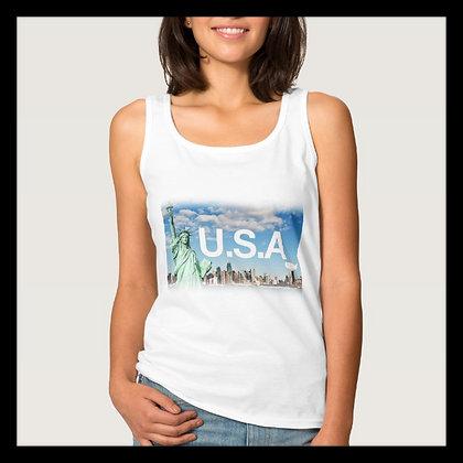 Women's USA Tank